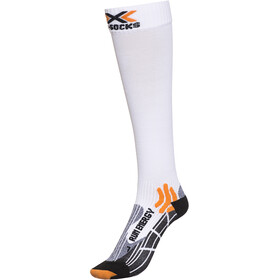 X-Socks Run Energizer Long juoksusukat, white